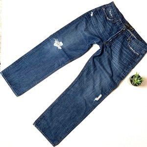 Vintage straight Lucky Brand Jeans SZ 38